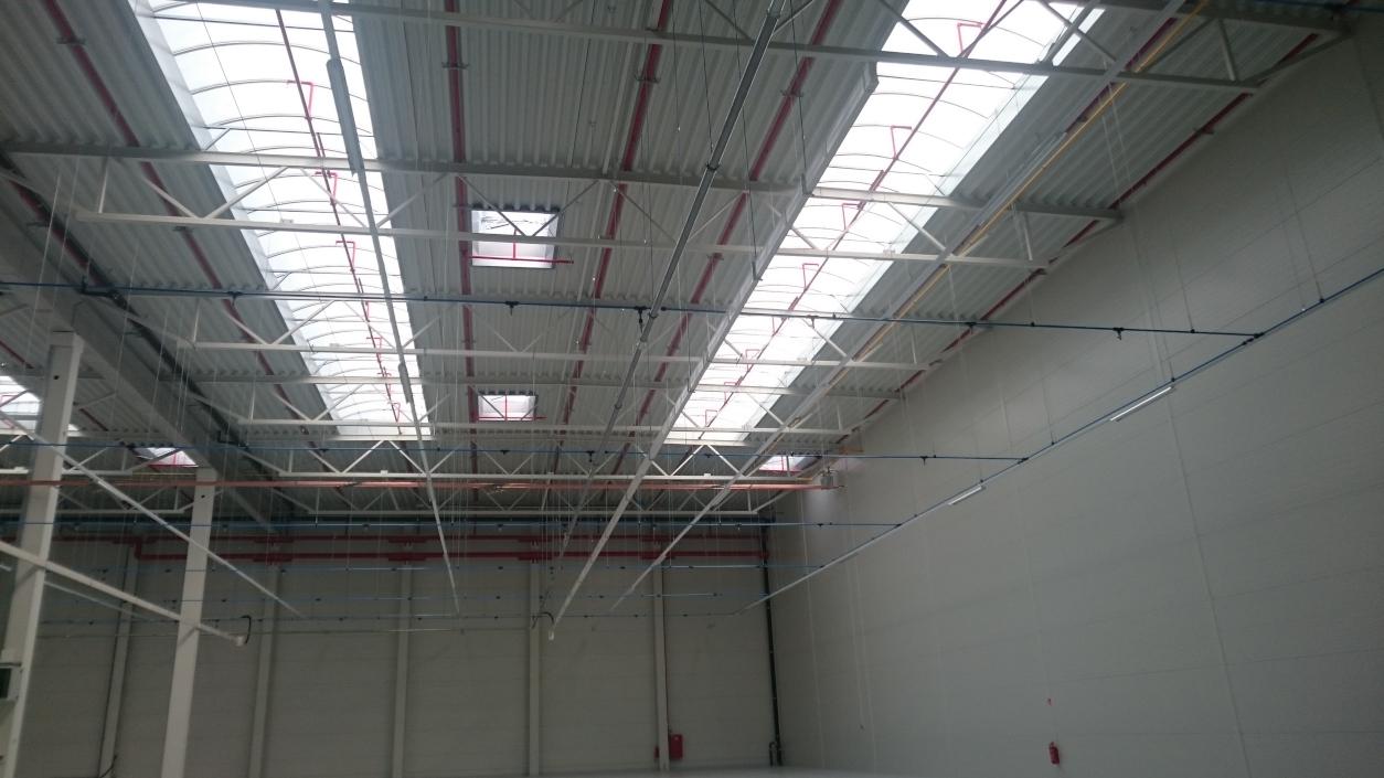 Instalacja sprężonego powietrza
